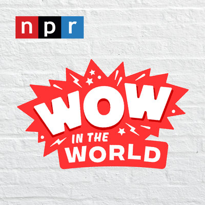 wow in the world icon - 5 Podcasts all moms need to hear