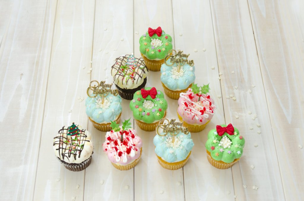 Cupcakes - Christmastime is Filled with Allergy Kid Issues