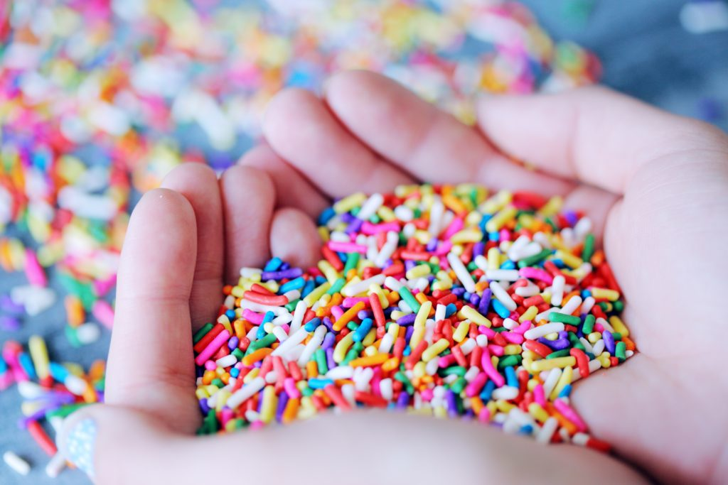 Sprinkles - An allergy friendly cake that actually tastes good!