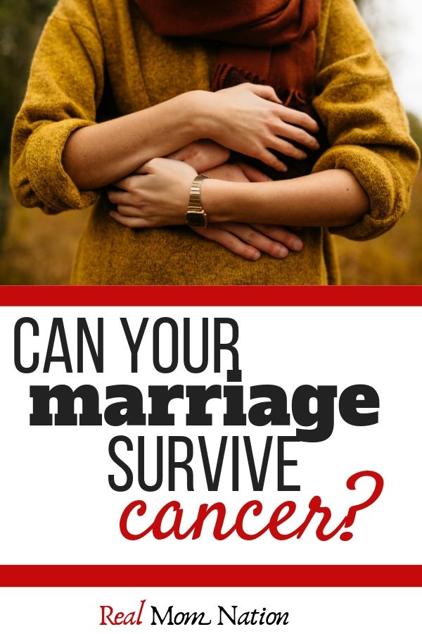 Embrace - Can your marriage survive cancer