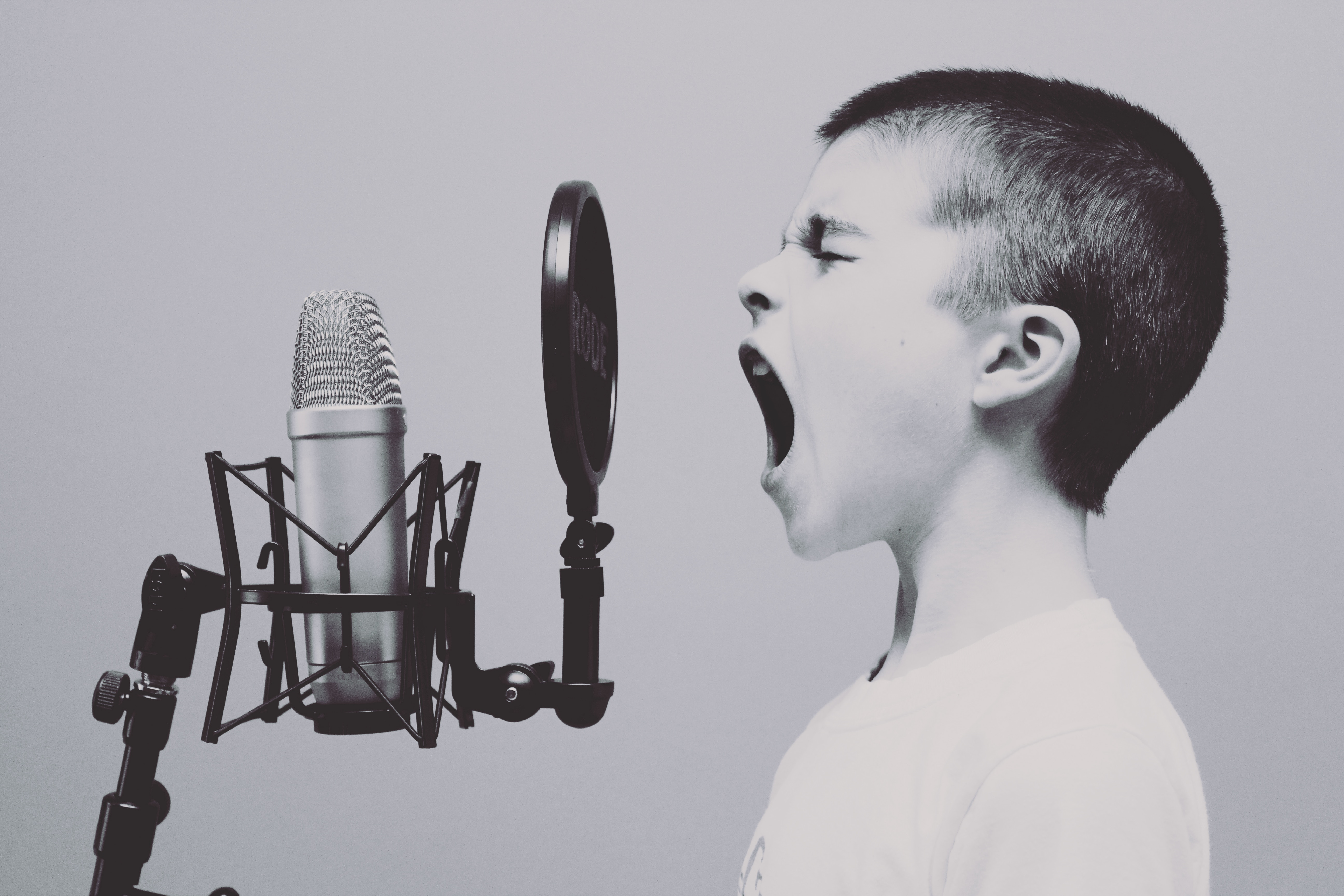 Child Yelling Listening to your kids