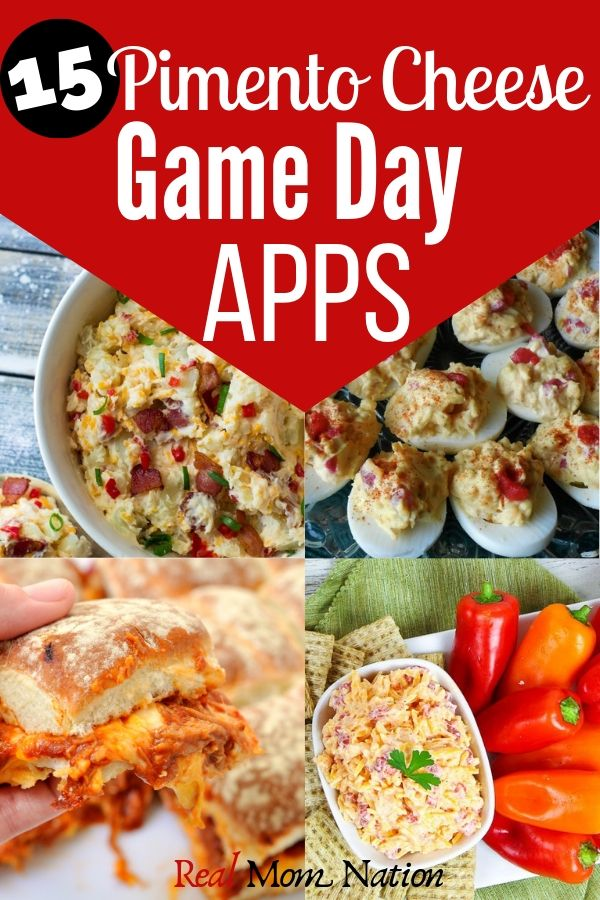 15 Pimento Cheese Recipe Ideas for the Game Day Win