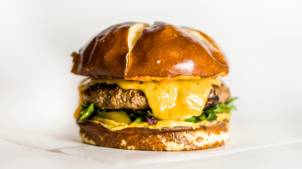 Hamburger - Favorite family meals made meatless