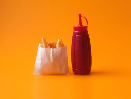 Fries & Catchup - Easy Back to school dinners with 5 ingredients or less