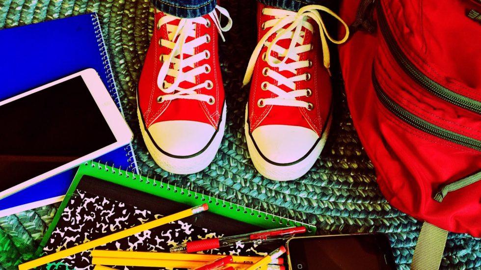 Shoes - Redshirting Kindergartener