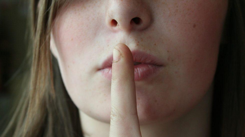 Shhh - Mom Guilt's Choke Hold on Motherhood