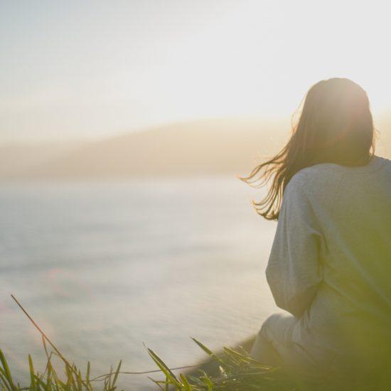 Woman Ocean - Meditation #1 Parenting Tool