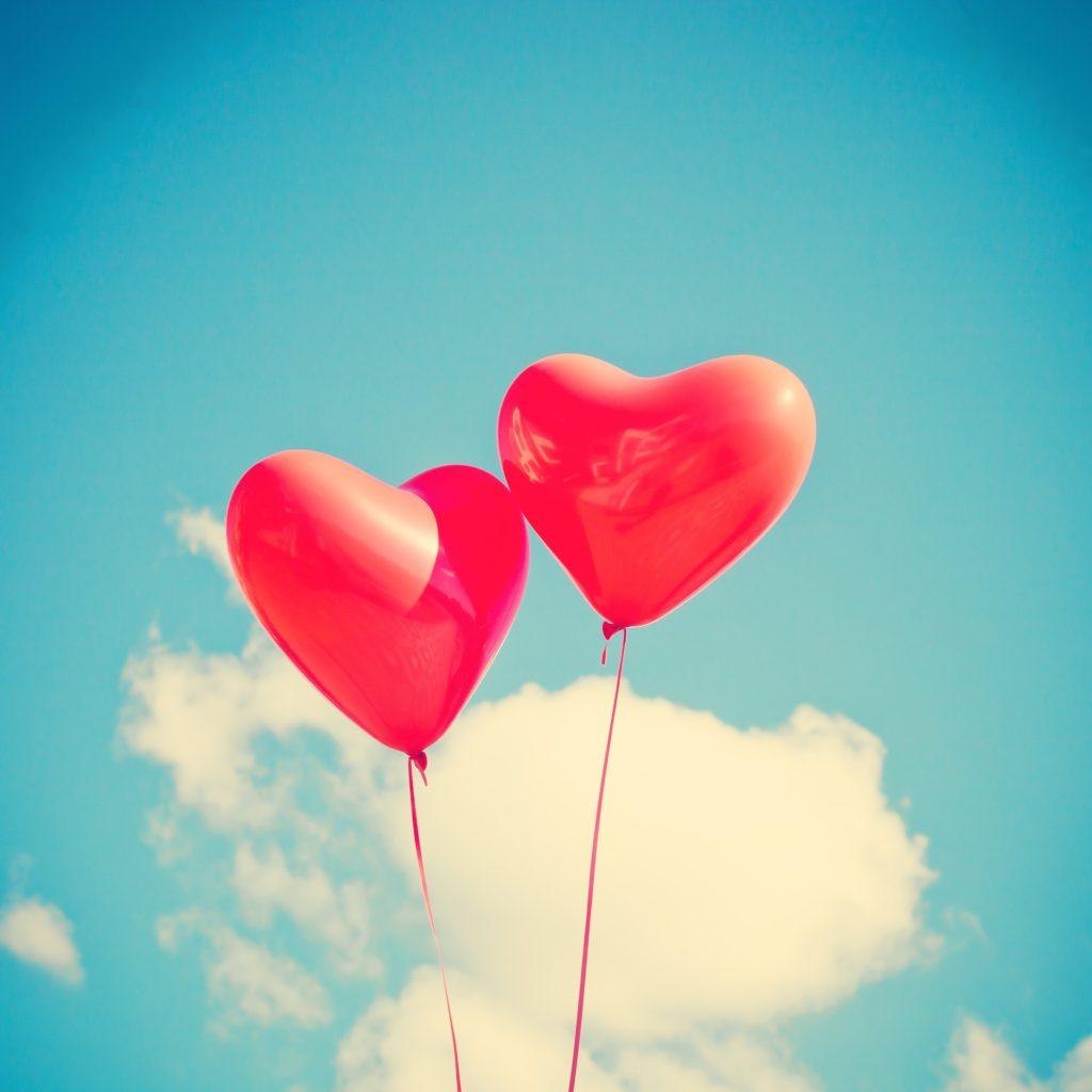 Heart Balloons - OIT is like Sex Ed & Avoidance is Abstinence