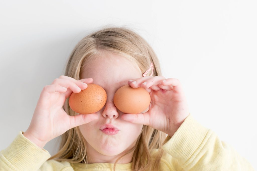 Eggs Child - They See everything you do
