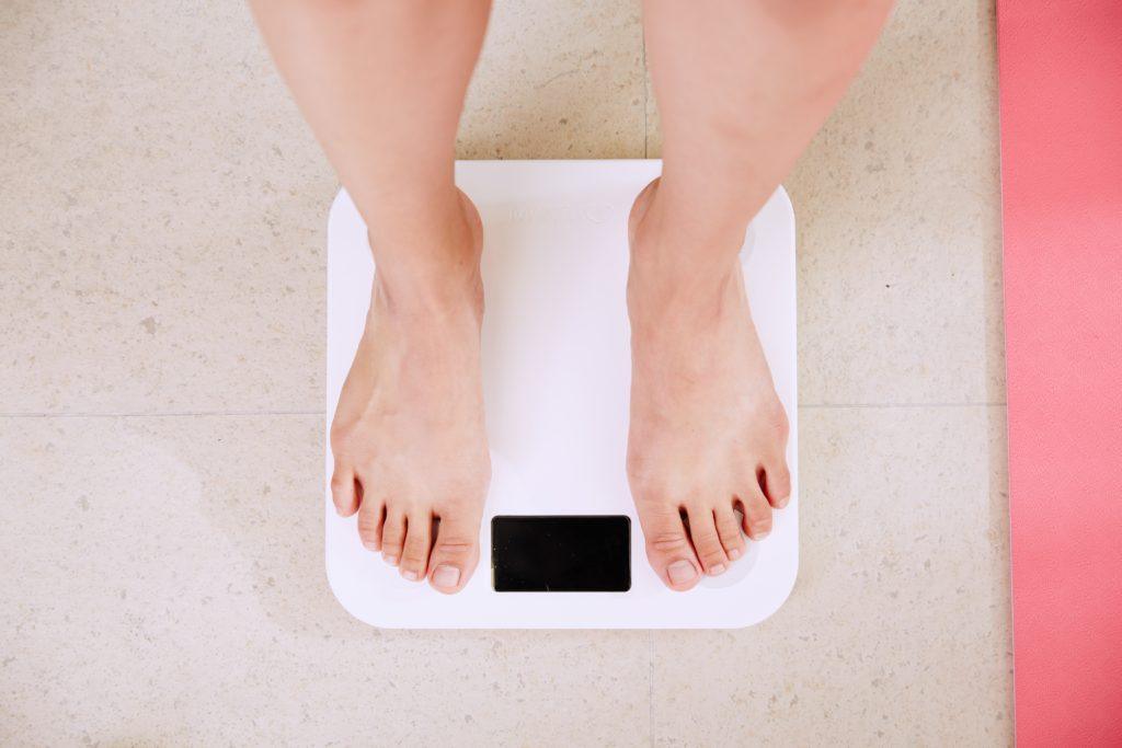 Bathroom Scale - The mental load