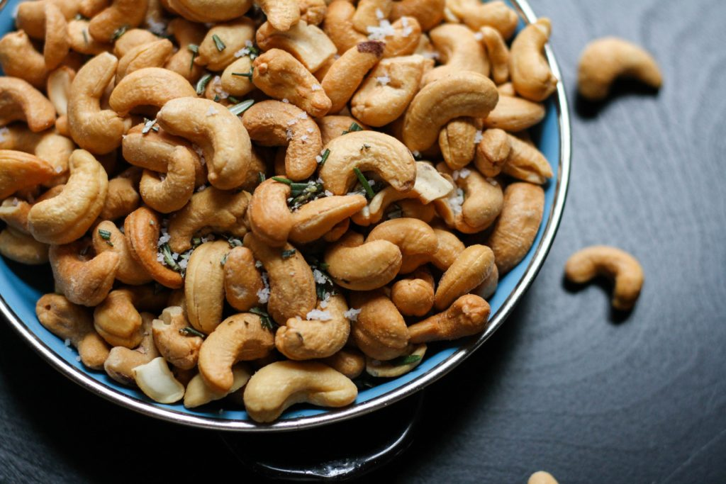 Cashews - Top 10 Vegetarian Items at Aldi