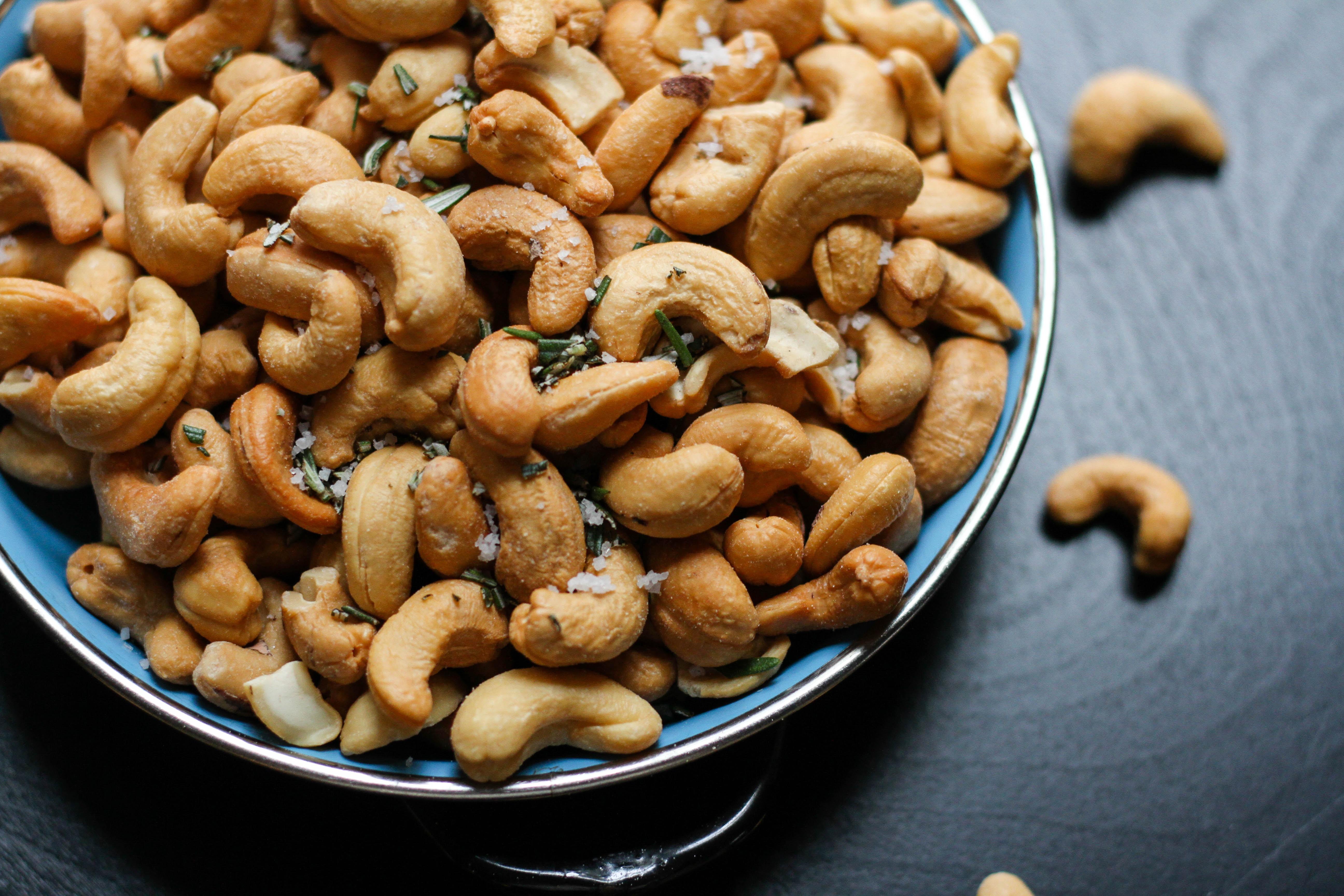 Cashews - Top 10 Vegetarian Items at Aldi