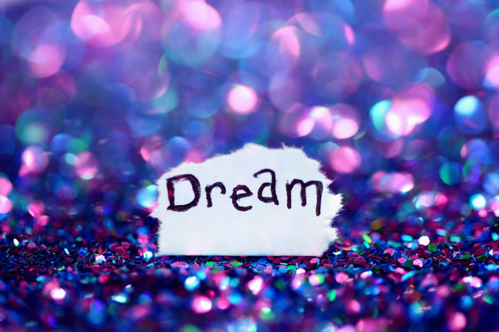 Dream - Get happier with focusing on one word