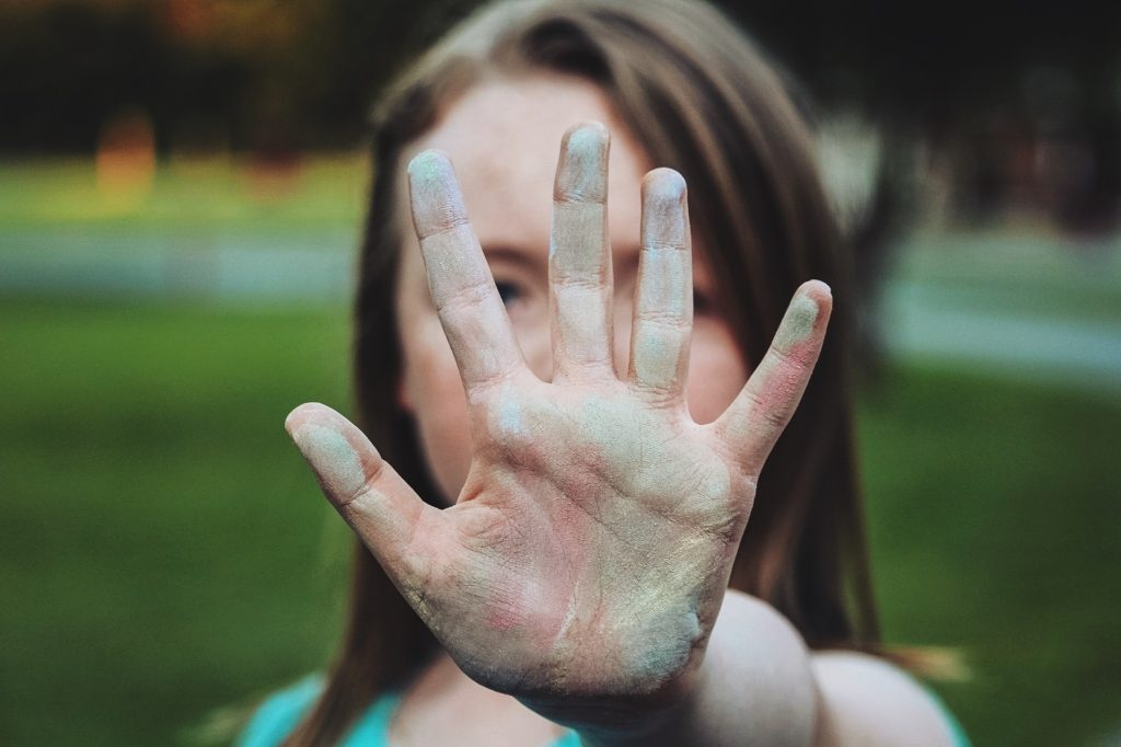 Child Hand - OIT is like Sex Ed & Avoidance is Abstinence