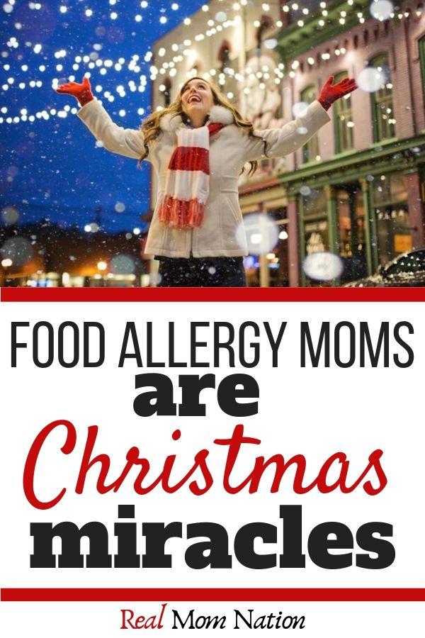 Christmas - Food Allergy Moms are Christmas Rockstars