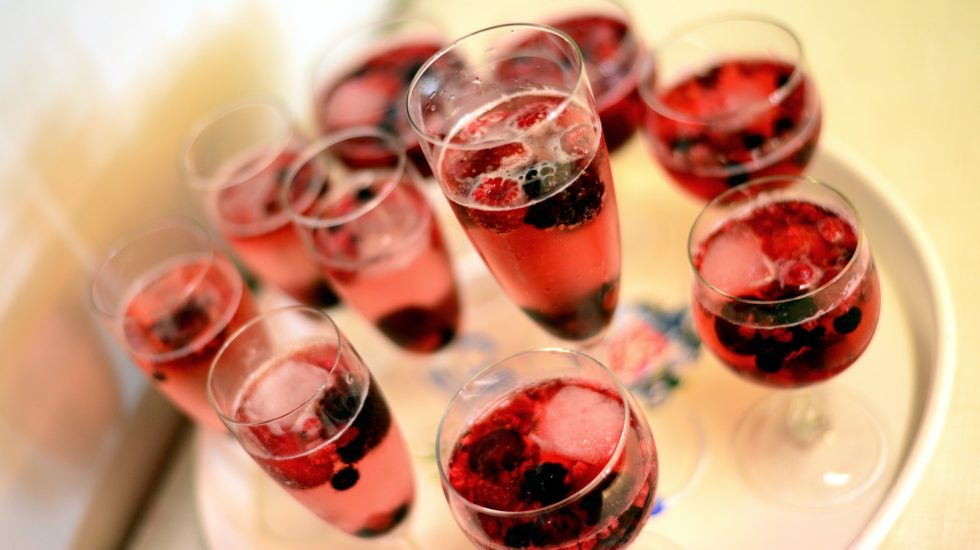Prosecco Cocktails for Thanksgiving