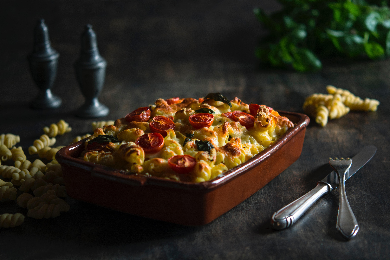 Casserole - Veggie Fall Foods