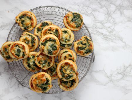 Pinwheel appetizer