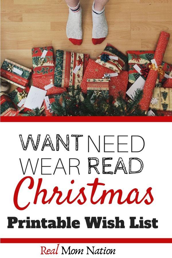 Christmas Presents - 4 Gift Christmas