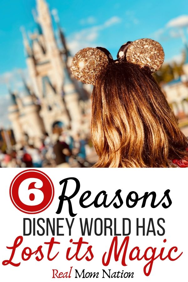 Pinterest - 6 Reasons Disney World Has Lost Its Magic
