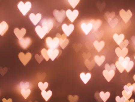 Heart Lights - Galentine's Day