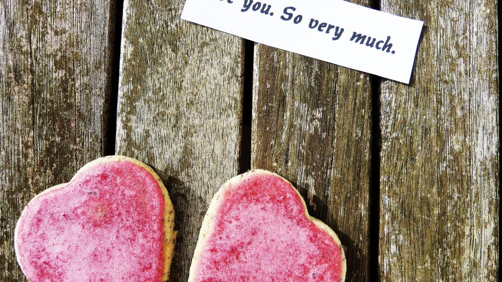 Heart Cookies - Valentine's Treats for Busy Moms