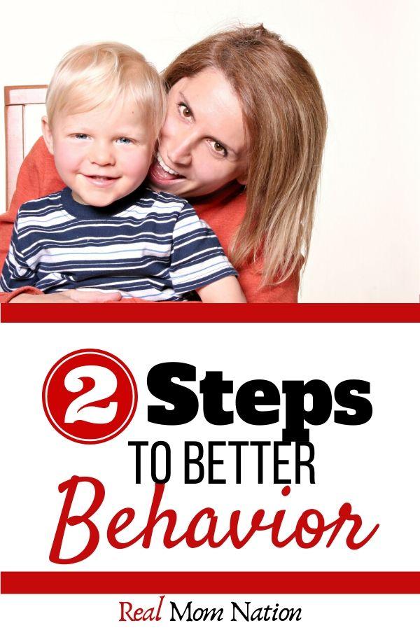 PIN - Mom - Behavior Problems Solved