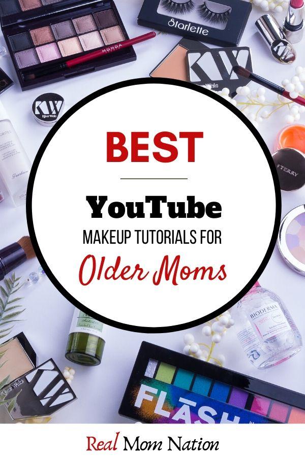 Pinterest - Over 40 Youtube Makeup Gurus