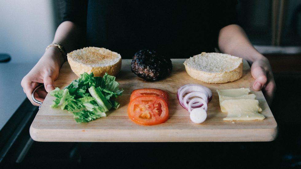 Cutting Board - Weeknight Dinner 5 Ingredients