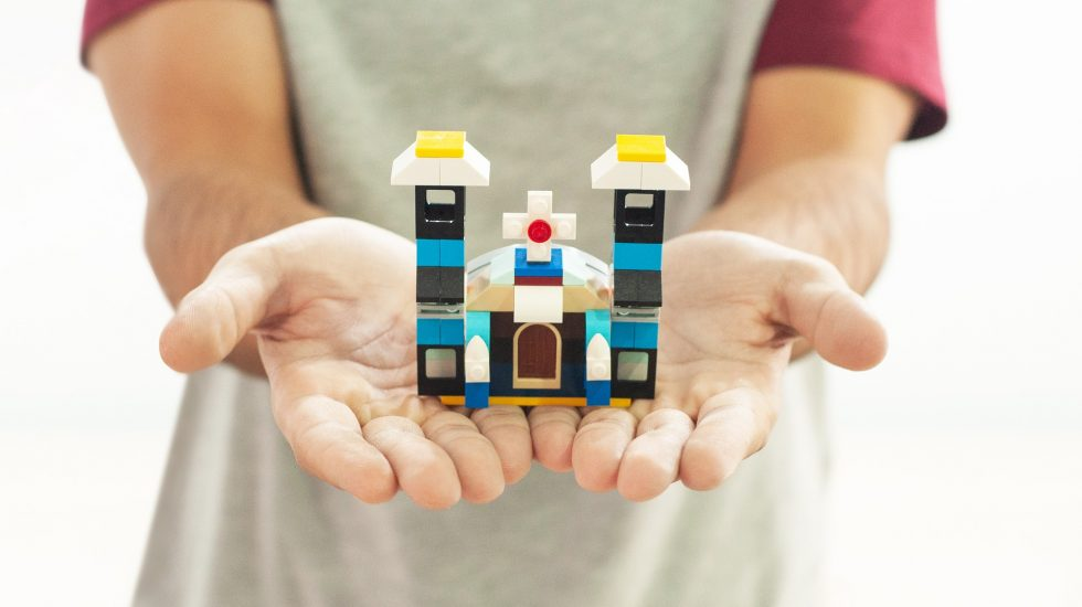 Boy's Hands Legos - LEGO Must Haves