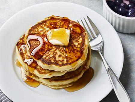 Pancakes - No Egg Pancake Recipe