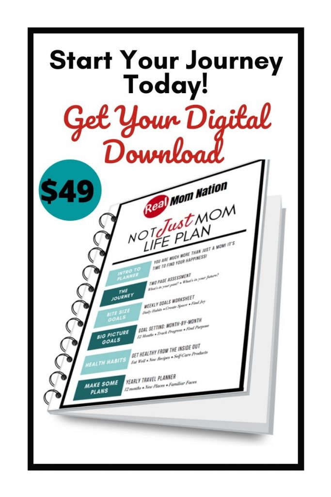 Digital Download - RMN Life Plan for Moms