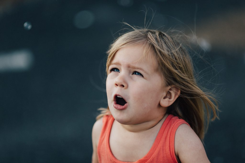 Toddler Talking - 2 year old interrupting